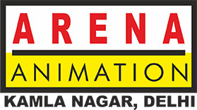 arena animation kamla nagar